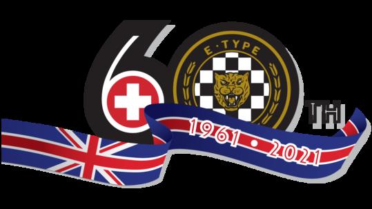 Logo 60 Jahre E-Type
