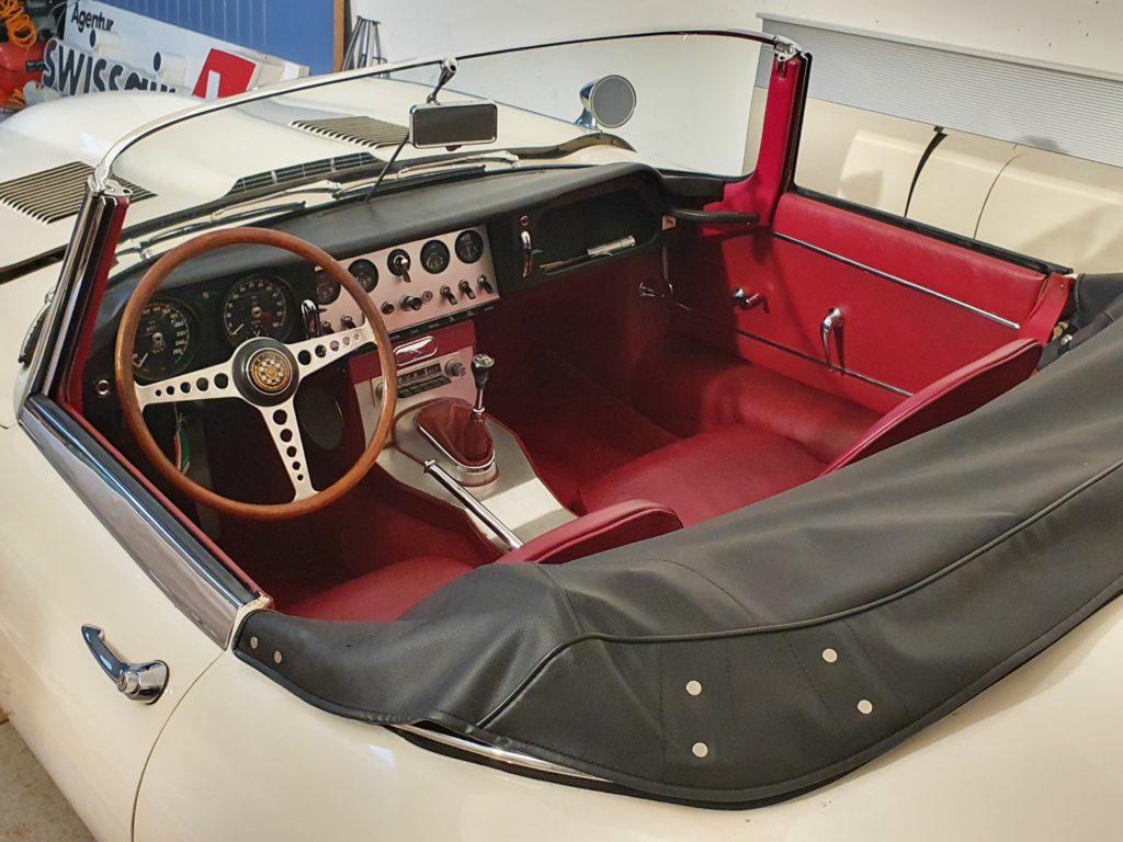 E-Type 1962